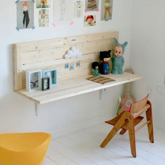 Id es pour un coin bureau enfant tr s d co decouvrirdesign for Bureau de maison design