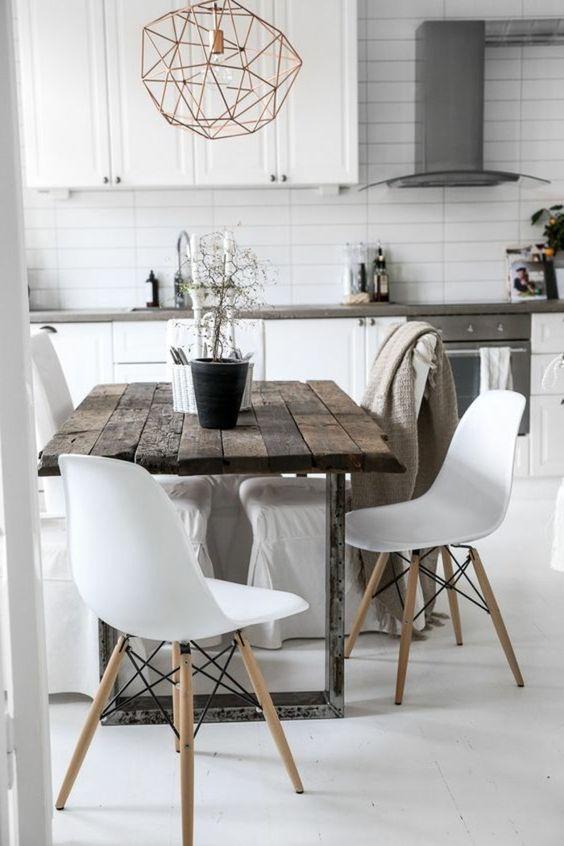 Zoom Sur Les Tables En Bois Massif Decouvrirdesign