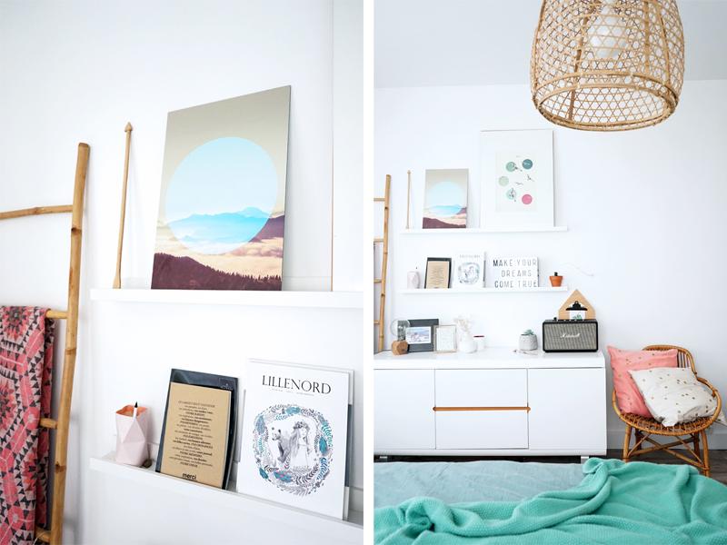 Bienvenue dans ma nouvelle chambre cosy decouvrirdesign for Chambre parentale cosy