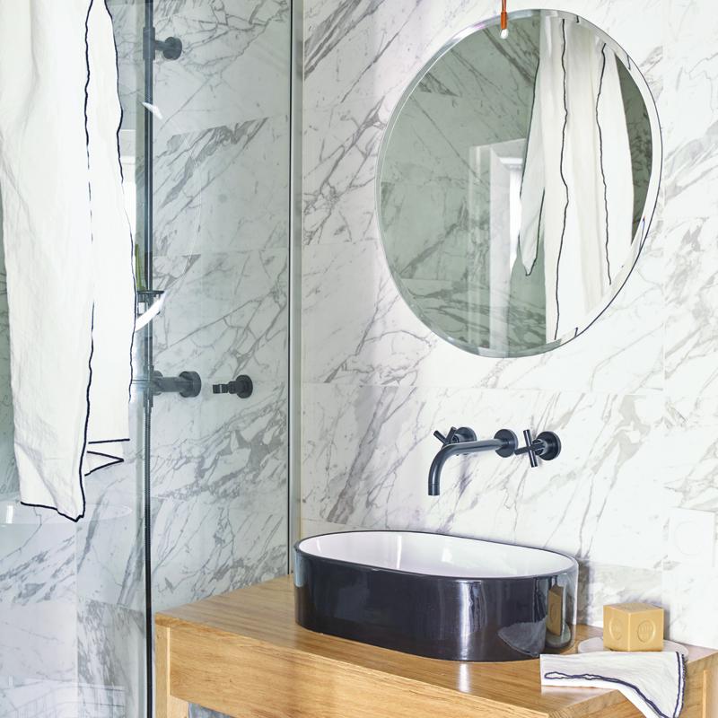 miroirs déco aux formes aléatoires