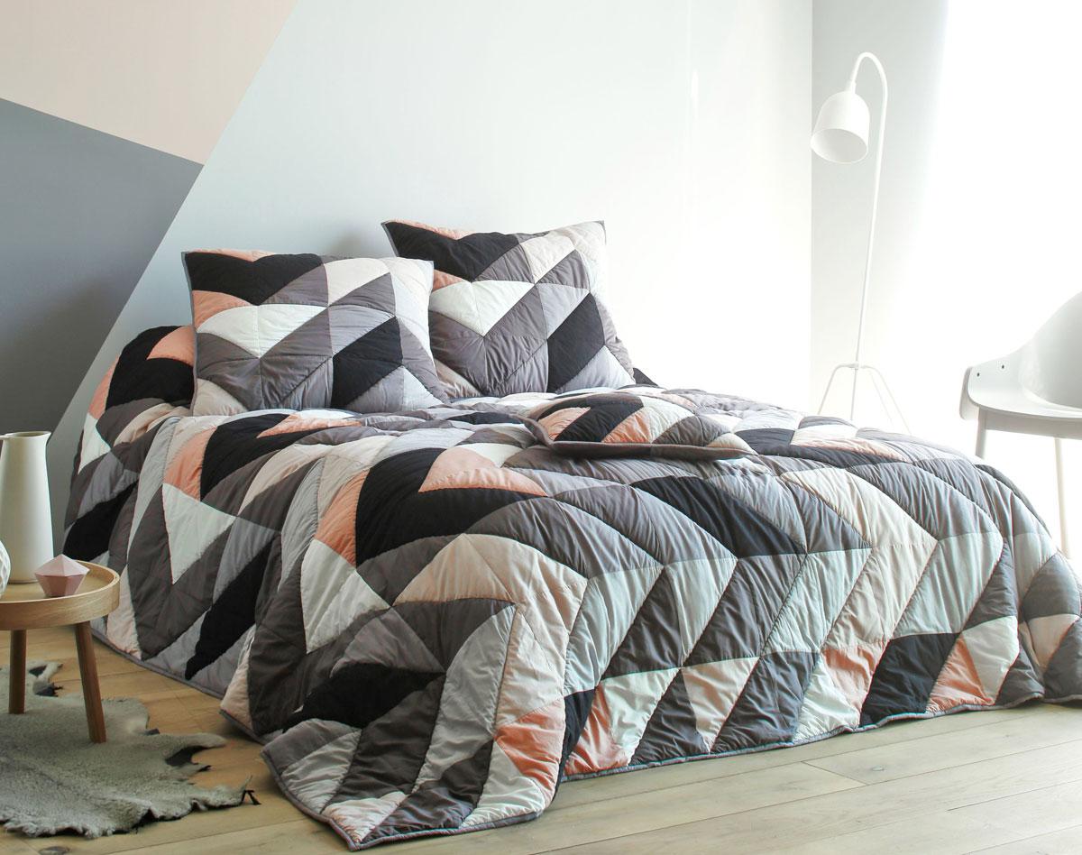 De l 39 inspiration pour une parure de lit tendance decouvrirdesign - Lit style scandinave ...
