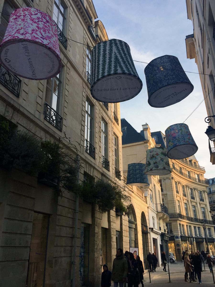 Inspirations parisiennes