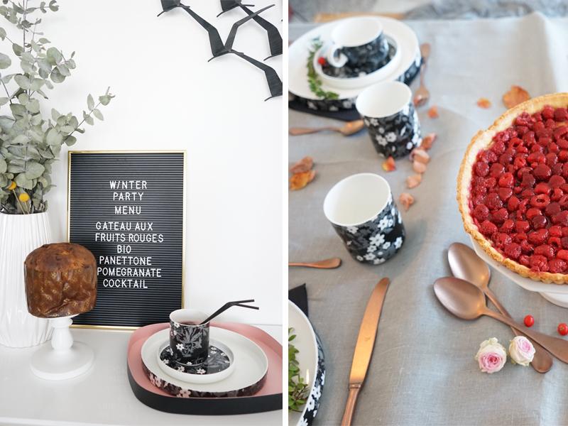 Une table d'hiver avec Design Letters (concours inside)