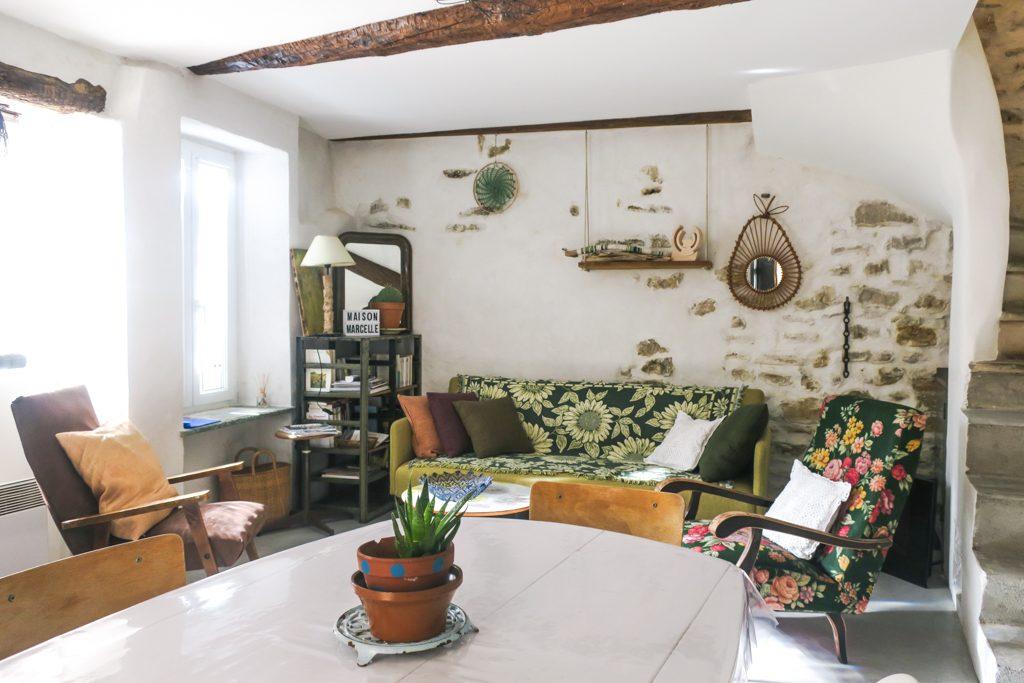 La jolie maison de vacances de la blogueuse nathalie au sud decouvrirdesign - Deco maison de vacances ...