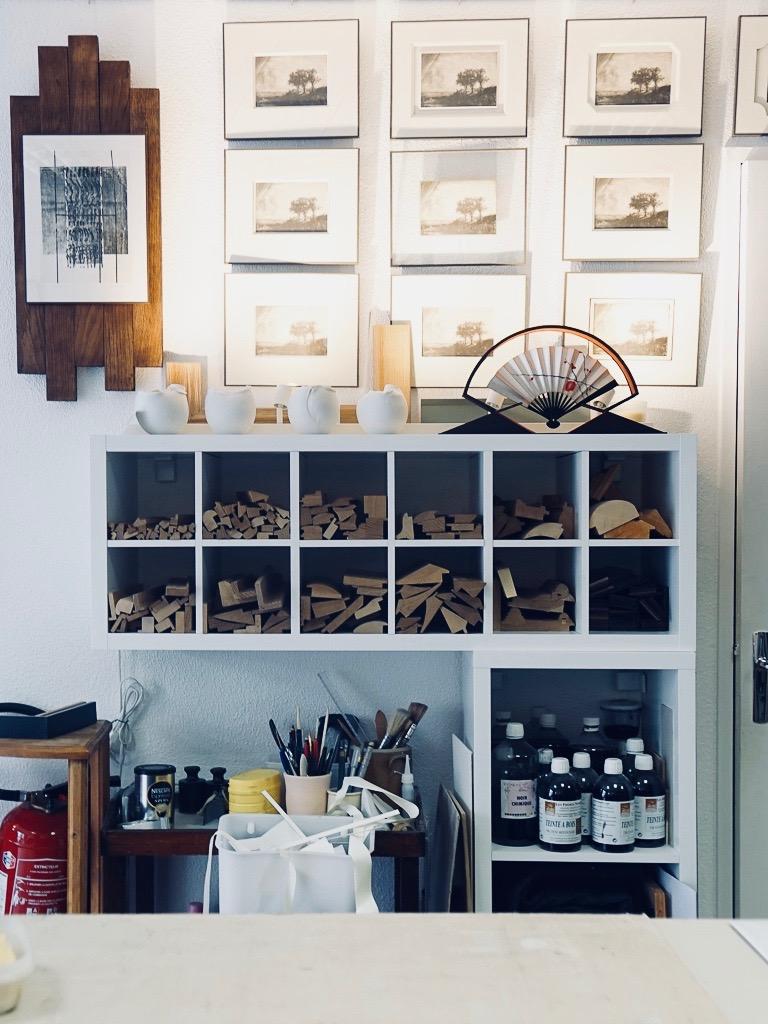 L'atelier slow de Delphine Nougaret