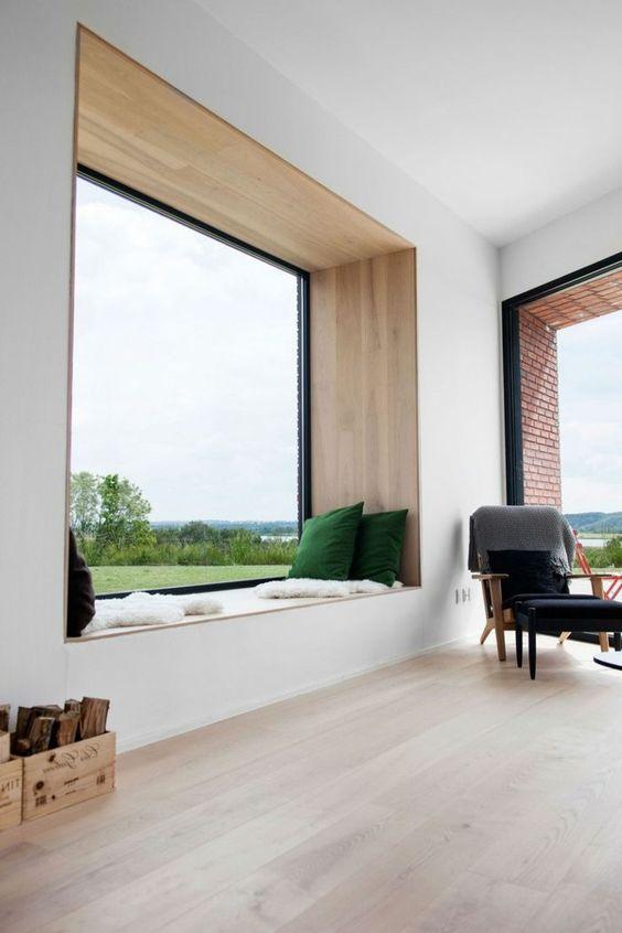 La rénovation de la nouvelle maison : Le futur séjour salle à manger