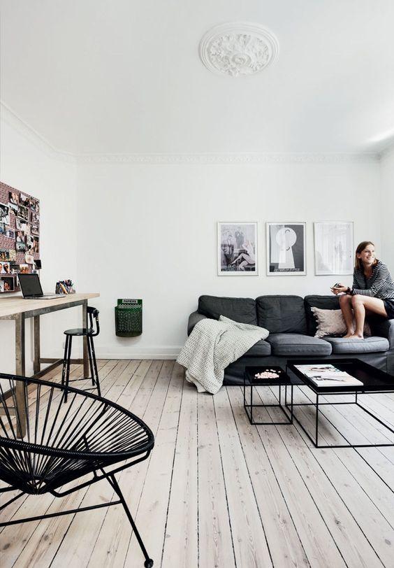 Pourquoi choisir du parquet massif pour la maison