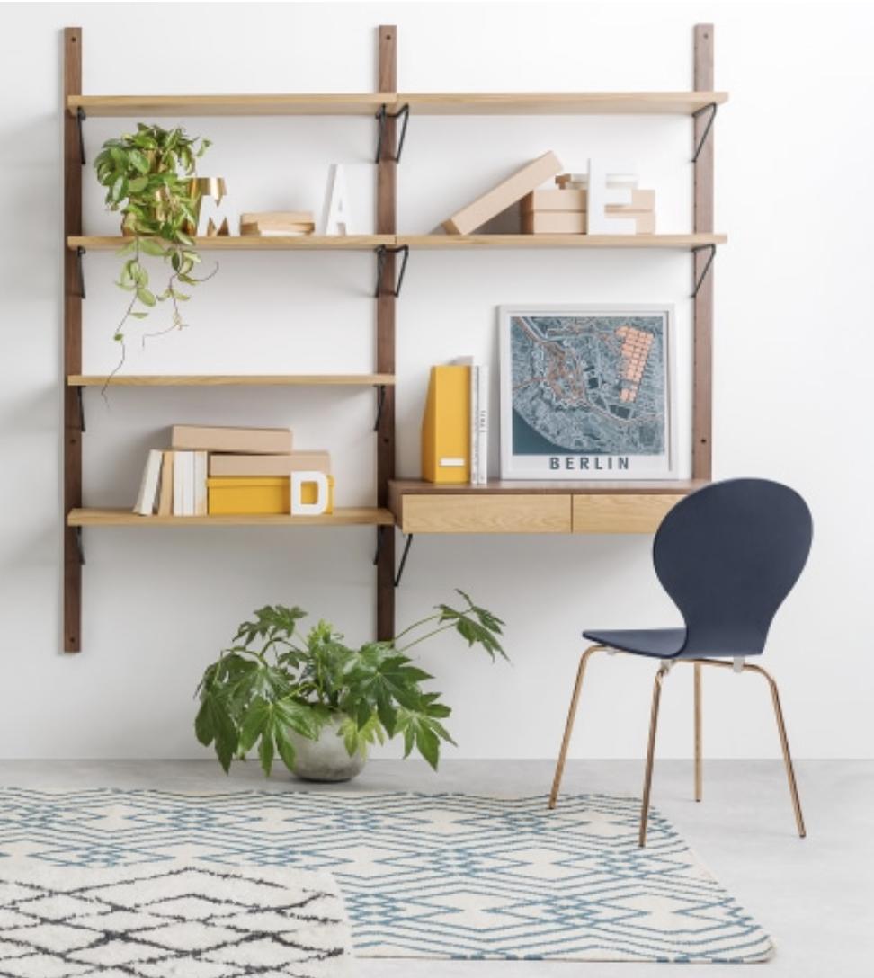 d nicher mon bureau id al chez made decouvrirdesign. Black Bedroom Furniture Sets. Home Design Ideas