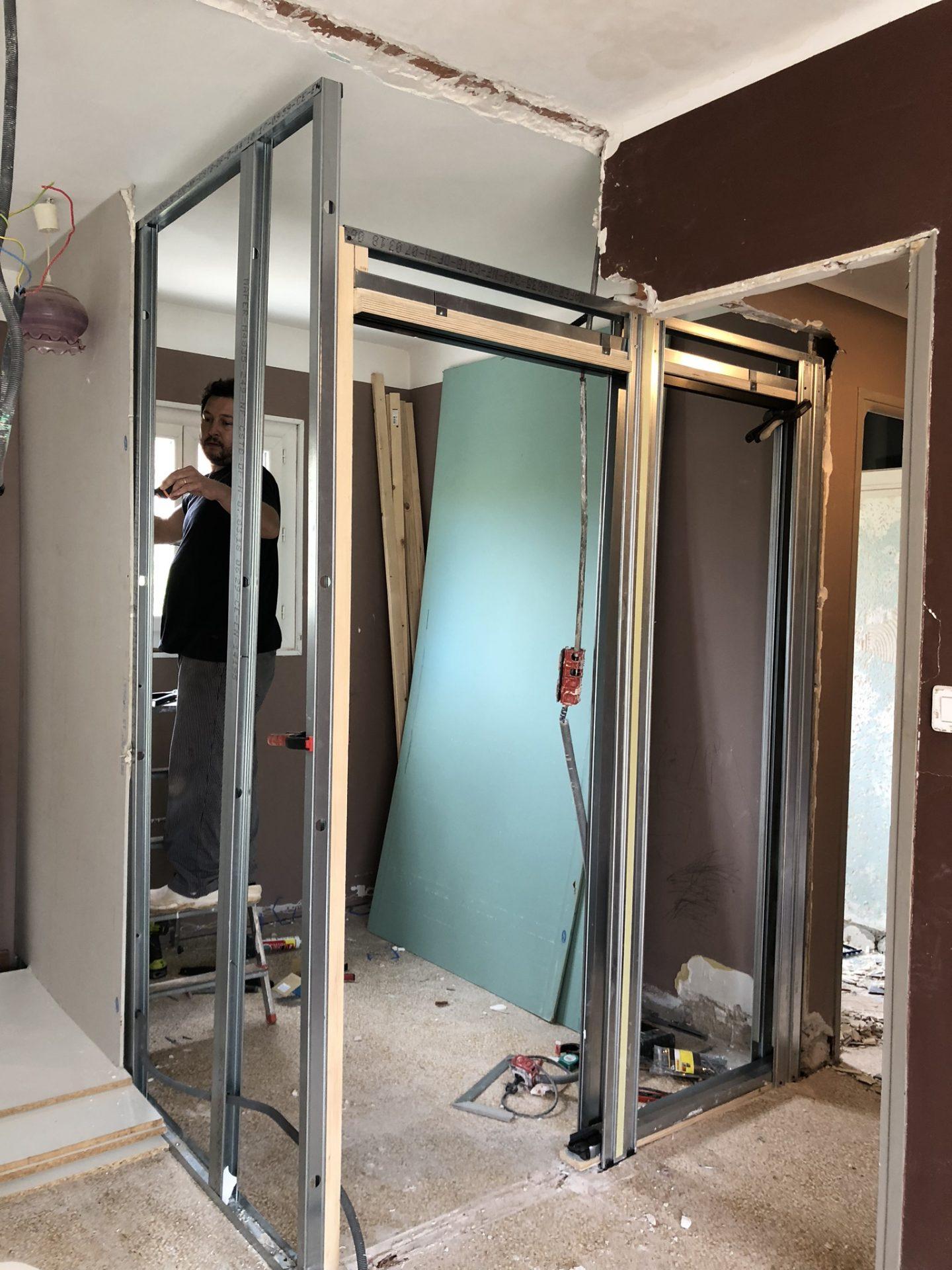 renovation salle de bain 3 decouvrirdesign. Black Bedroom Furniture Sets. Home Design Ideas