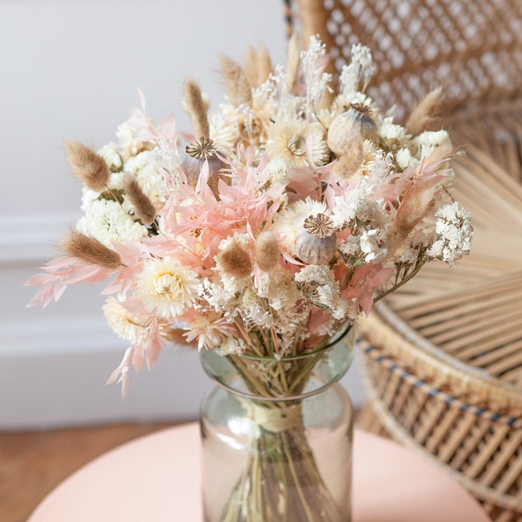 Fleurs séchées Bergamote