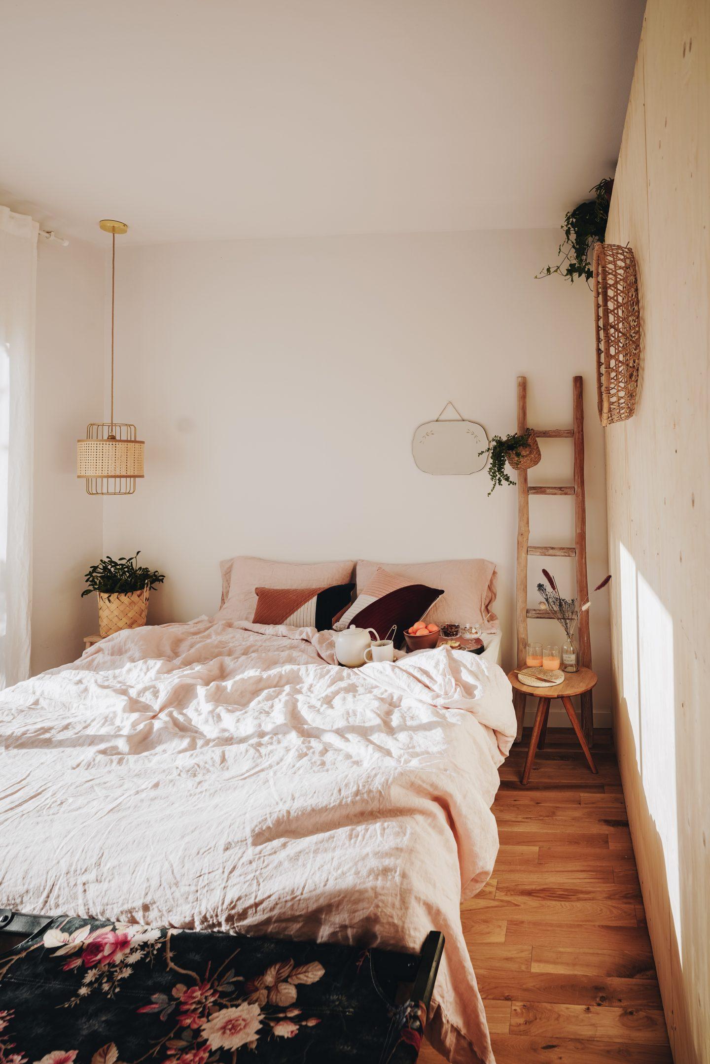 La grasse matinée dans ma nouvelle chambreavec Absolument Maison