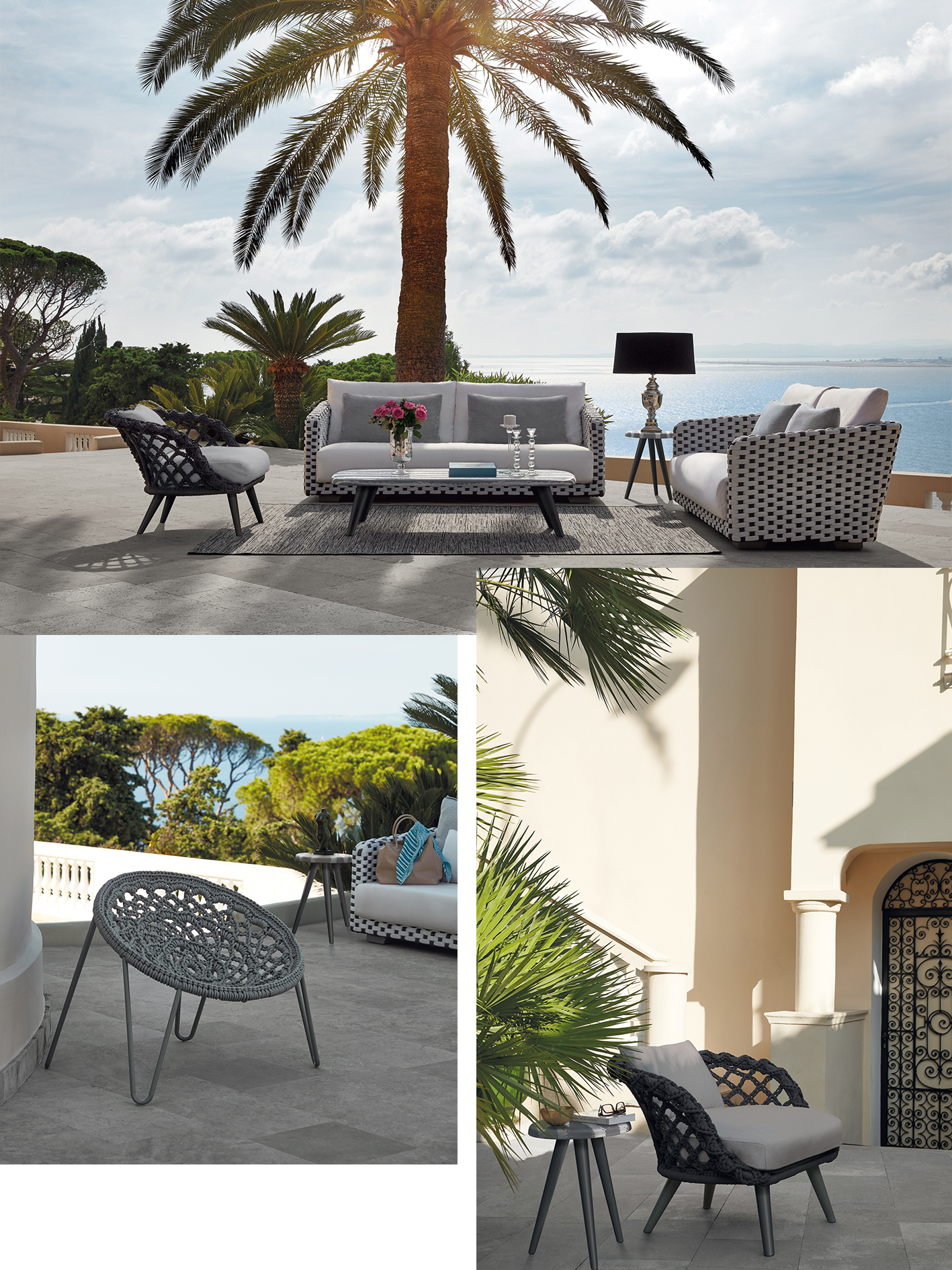 sifas mobilier outdoor collection riviera decouvrirdesign. Black Bedroom Furniture Sets. Home Design Ideas