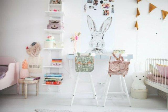 id es pour un coin bureau enfant tr s d co decouvrirdesign. Black Bedroom Furniture Sets. Home Design Ideas