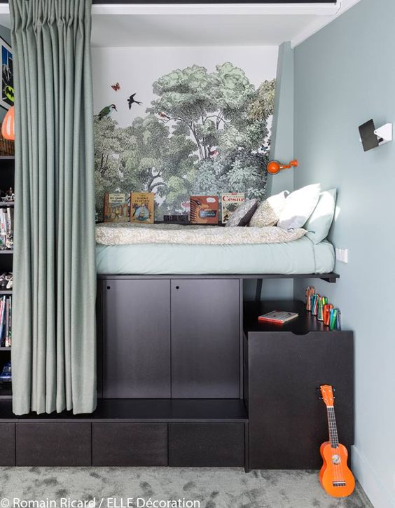rangement optimiser l espace apr s l arriv e d un enfant. Black Bedroom Furniture Sets. Home Design Ideas