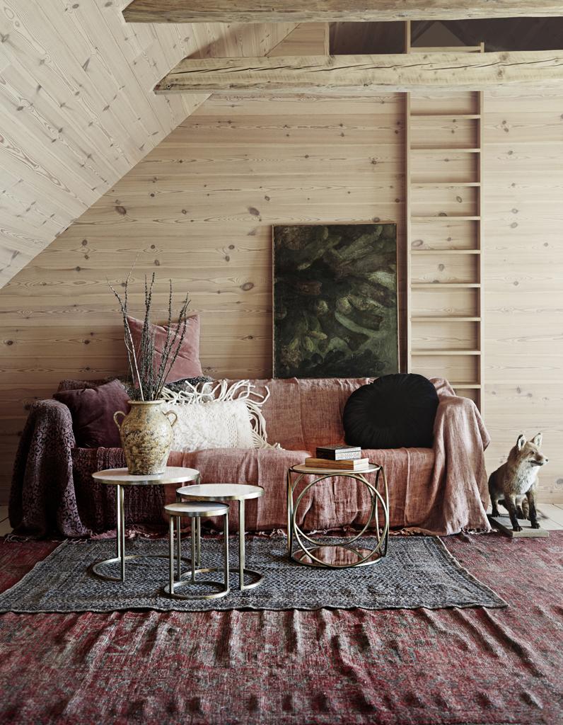 les couleurs tendances de l 39 automne hiver 2017 decouvrirdesign. Black Bedroom Furniture Sets. Home Design Ideas