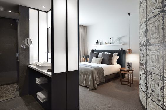 suite parentale le must have d co du moment. Black Bedroom Furniture Sets. Home Design Ideas