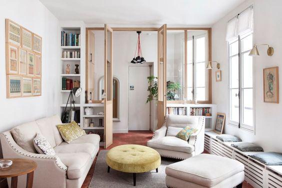 Des id es pour cr er et d limiter un espace entr e decouvrirdesign - Creer une cuisine dans un petit espace ...