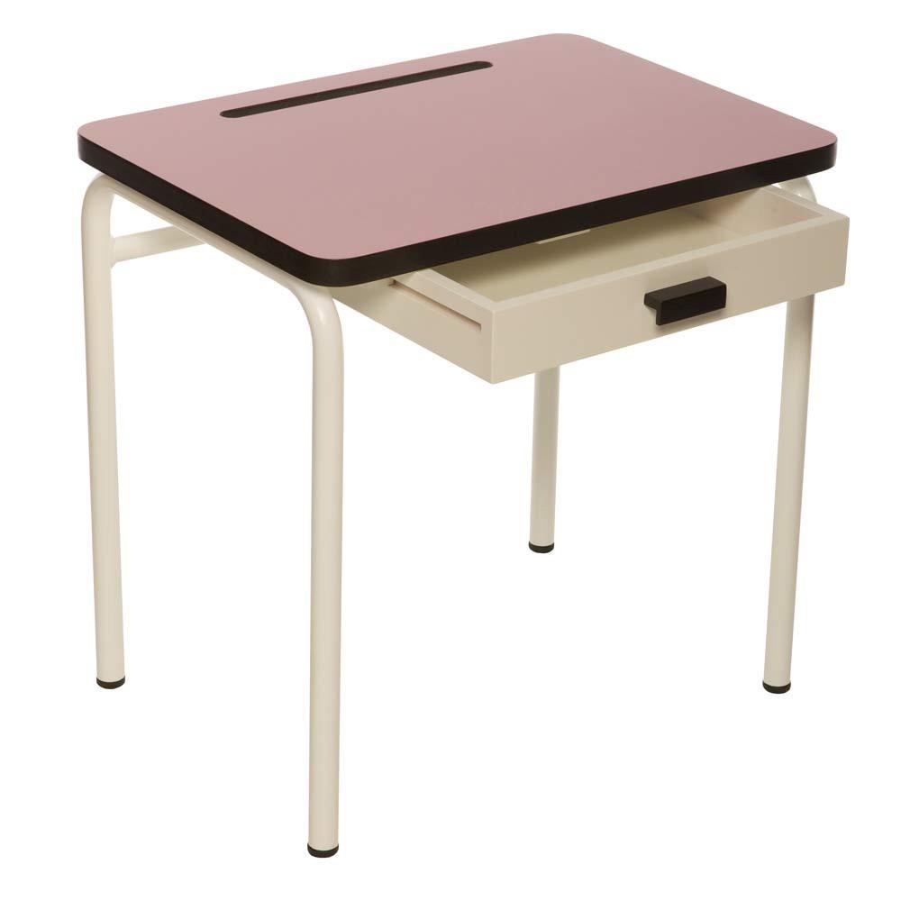 bureau-enfant-regine-vieux-rose